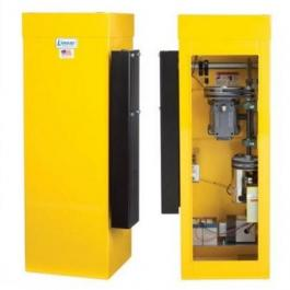 Linear BGUS-14-211-YS 1/2 HP Barrier Gate Yellow