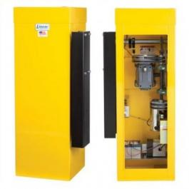 Linear BGUS-18-221-YS 1/2 HP Barrier Gate Yellow