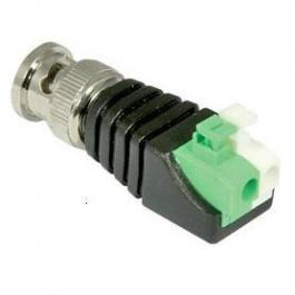 Seco-Larm CA-111P Male BNC-to-terminal block screwless
