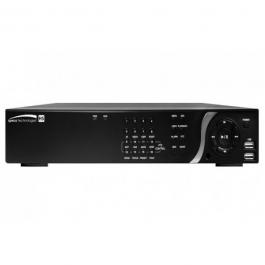 Speco D8HS2TB 8 Channel 960H & IP Hybrid DVR w/ 2TB