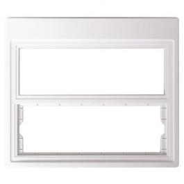 Linear DMCFC Combination Retrofit Mounting Frame White