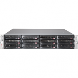 Digital Watchdog DW-BJER2U24T-LX Linux Blackjack E-Rack 24TB