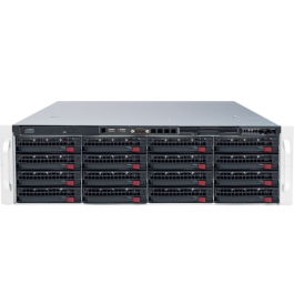 Digital Watchdog DW-BJER3U48T-LX Linux 14.04 OS Blackjack E-Rack 48TB