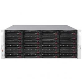 Digital Watchdog DW-BJER4U24T-LX Linux 14.04 OS Blackjack E-Rack 24TB