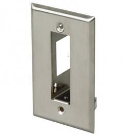 Seco-Larm E-931ACC-BLS6Q Single-gang flush-Mount Bracket