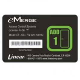 Linear ES-1DL eMerge Essential 1-Door Addition License