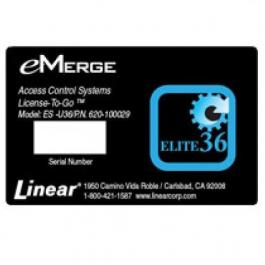Linear ES-U36 eMerge Essential to eMerge Elite System Upgrade