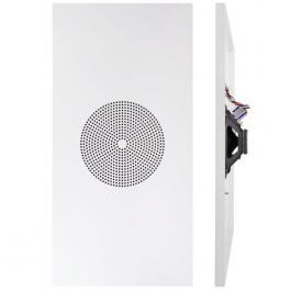 "Speco G86TG1X2 86 Series - 8"" 70/25V 1'x2' Grille In-Ceiling Speaker"