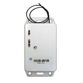 United Security Products HUB-W1R 300Mhz Wireless Receiver used with HUB-W2