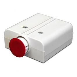 United Security Products HUB3-ES Hold Up Button - Momentary, DPDT, 6 Solder Terminals, w/emergency external activator