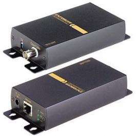 Seco-Larm IPB-A1200Q Ethernet over Coax with Power Extender