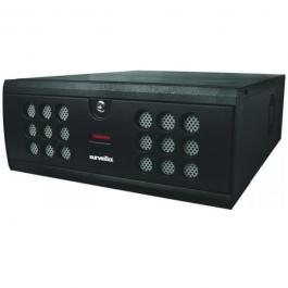 Toshiba IPSe16-12T 16-Channel 3U Chassis NVR, 12TB
