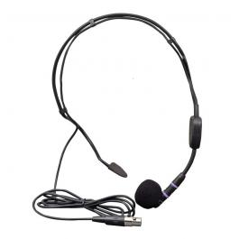 Speco M24HS Headset Microphone for use with M24GLK