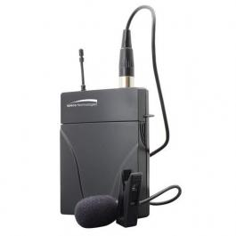 Speco M24L Replacement 2.4GHz Bodypack Transmitter + Lapel Microphone