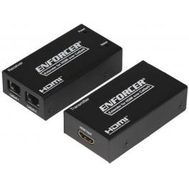 Seco-Larm MVE-AH010Q HDMI Over Dual Cat5e/6
