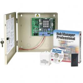Linear MiniMax 3 SYS MiniMax 3 Single Door Access Control System Kit