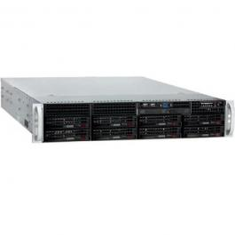 Toshiba NVSPRO8-2U-2T 8HDD 2U NVR with 8 Base Licenses, 2TB