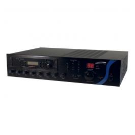 Speco PBM120AT 120W PA Mixer Amplifier with Tuner