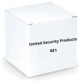 "United Security Products RE1 .4"" SMALL DISC Rare Earth Magnet"