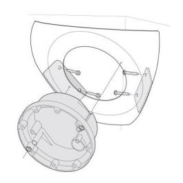 American Dynamics RHIUCM Wall or Corner Mount