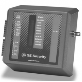 GE Security S7734DVR-RST1 SM - 4-CH Video & 2-Way MPD Data, Digitally Processed, Rx, Rack