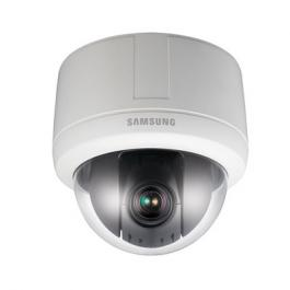 Samsung Security SCP-2120 12x True Day/Night PTZ Mini Dome Camera, 600TVL