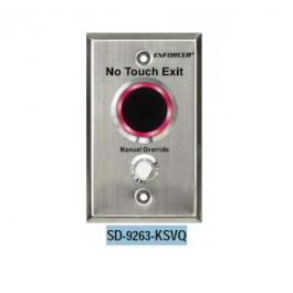 Seco-Larm SD-9263-KSVQ Outdoor Single-Gang No-Touch Sensor