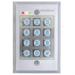 Seco-Larm SK-1123-FQ Flush-Mount Outdoor Access Keypad