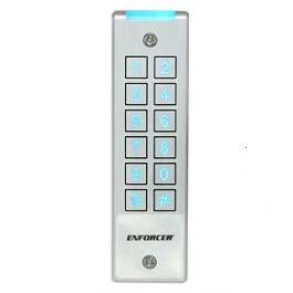 Seco-Larm SK-2323-SPAQ Mullion-Style Outdoor Stand-Alone Keypad