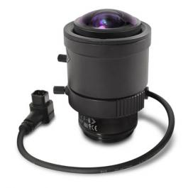 Samsung SLA-F-M226DN 3Mp Day/Night DC Auto-Iris Lens, 2.2-6mm