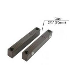 Seco-Larm SM-216Q/GY Surface-Mount N.C. Magnetic Contact