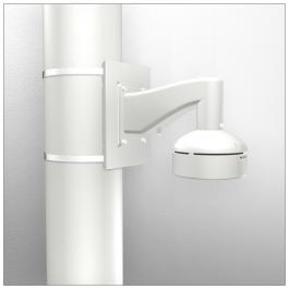 ACTi SMAX-0144 Pole Mount with Heavy Duty Wall Mount