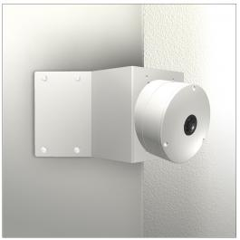 ACTi SMAX-0159 Corner Mount with Tilted Wall Mount for Outdoor Cameras