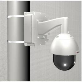 ACTi SMAX-0216 Heavy Duty Wall Mount for Outdoor PTZ / Speed Dome