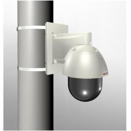 ACTi SMAX-0224 Pole Mount with PTZ & Wall Mount for Outdoor PTZ
