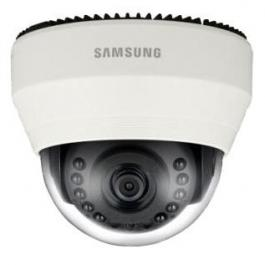 Samsung SND-6011R 2MP Full HD IR Network Dome Camera, 3.8mm