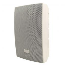 "Speco SP8AWXTW 8"" High-Power Indoor/Outdoor Speaker with Transformer"