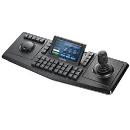 Samsung Security SPC-6000 System Keyboard Controller with 5-inch Touch Screen LCD