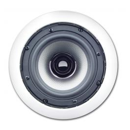"Speco SPCBC5 5.25"" Compression Molded Dual Cone In-Ceiling Speaker"
