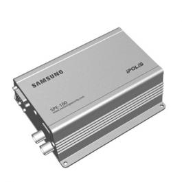 Samsung Security SPE-100 1-Channel H.264 Network Video Encoder