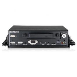 Samsung SRM-872-1TB 8Ch Hot-Swap Mobile Network Video Recorder, 1TB