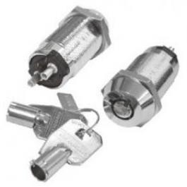Seco-Larm SS-090-2H9 High-Security Tubular Key Lock
