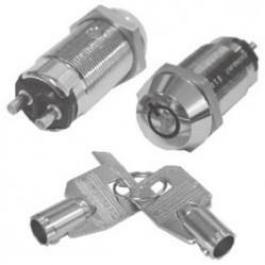 Seco-Larm SS-095-1H0 High-Security Tubular Key Lock