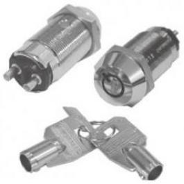 Seco-Larm SS-095-1H3 High-Security Tubular Key Lock