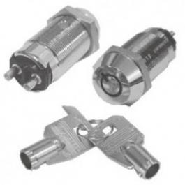 Seco-Larm SS-095-1H6 High-Security Tubular Key Lock