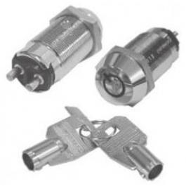 Seco-Larm SS-095-1H9 High-Security Tubular Key Lock