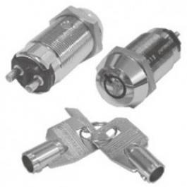 Seco-Larm SS-095-1HX High-Security Tubular Key Lock