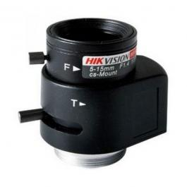 Hikvision TV0515D-MPIR 1.3Mp DC Auto-Iris IR Varifocal Lens, 5-15mm