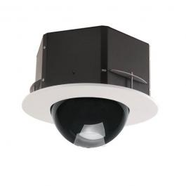 Sony UNI-IFF7T3 7-inch Indoor Recessed Ceiling Housing for Fixed (Box) Cameras, Tinted lower Dome