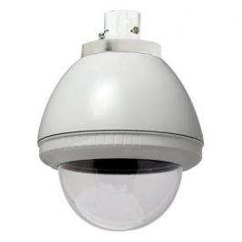 Sony UNI-INS7C3 7-inch Indoor Pendant Housing for SNC-RZ50N and SNC-RZ30N, No Electronics, Clear Dome